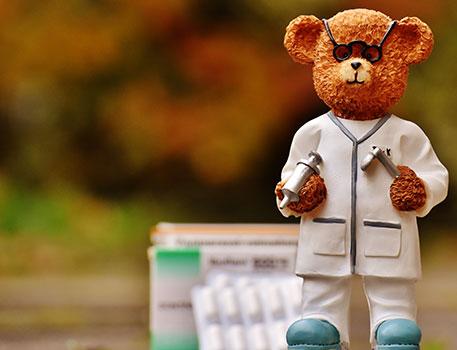 الفحوصات الطبية الدورية للطفل في الشهر السادس