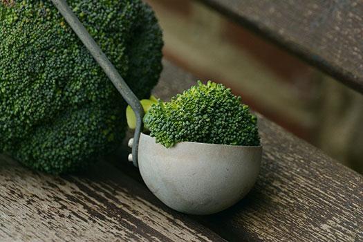 نظام الغذاء النباتي للطفل في الشهر السادس