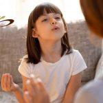 التلعثم أو التأتأة لدى الطفل stuttering