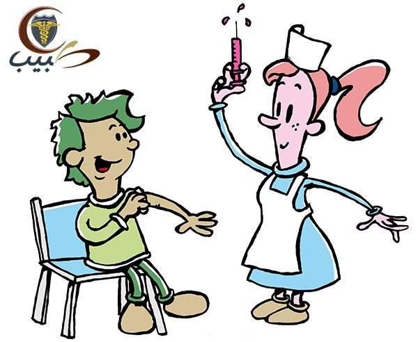 التطعيمات | كيف تصنع، المخاطر والفوائد، جدول التطيعمات، التعامل مع الإبر