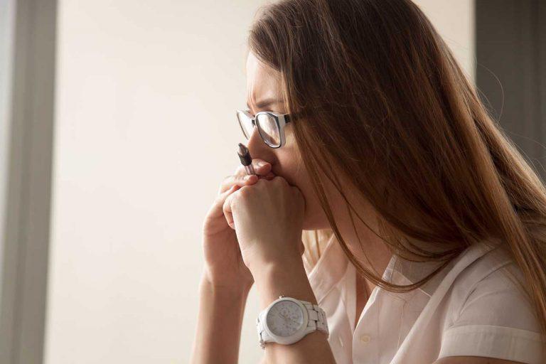 التوتر القلق Tension Anxiety