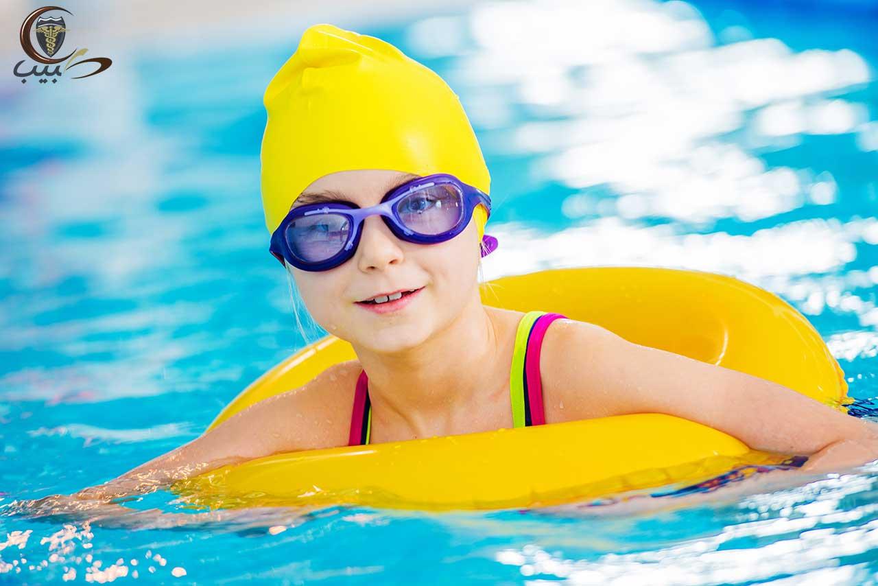 إجراءات السلامة والأمان للطفل من الغرق