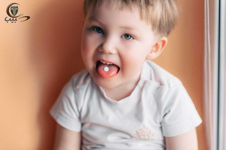 الاسعافات الأولية للطفل مع السموم