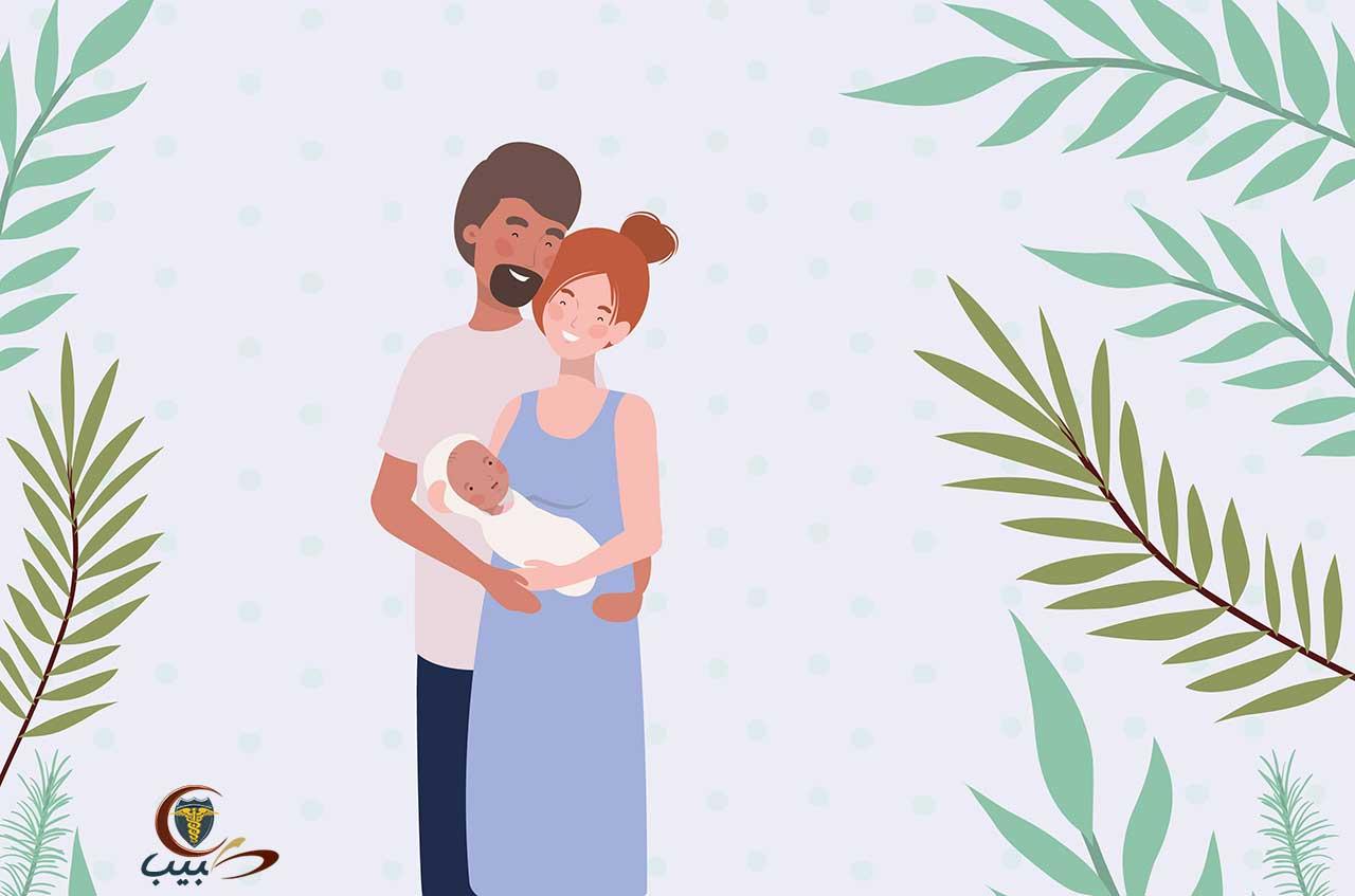الحالة الصحية الجسدية للأم المرضع وتغيرات شكل وحجم الثدي
