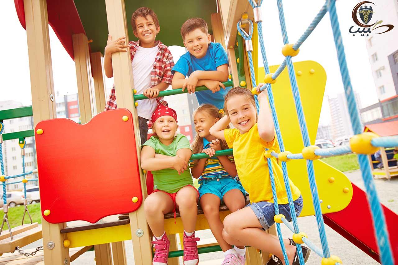 الحفاظ على سلامة وأمان الطفل من إصابات الملاعب