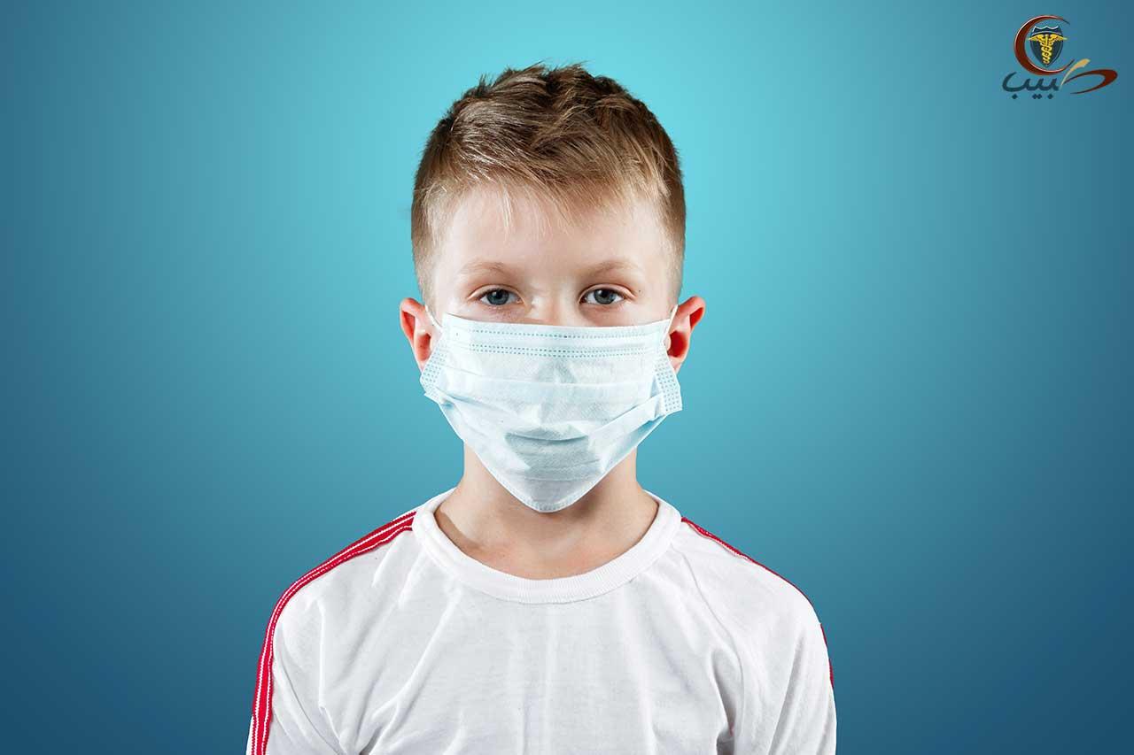 العزل في حالة إصابة الطفل بالأمراض المعدية