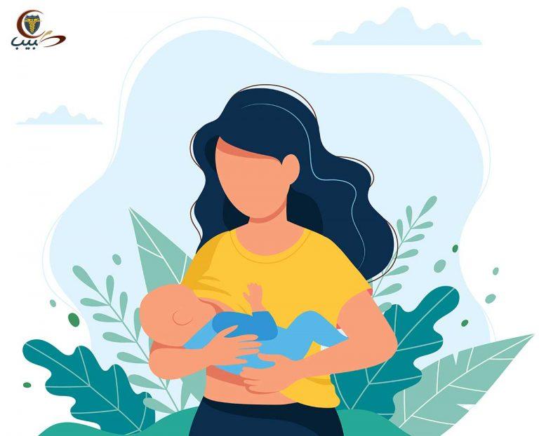 المشاعر المتولدة تجاه الرضاعة الطبيعية