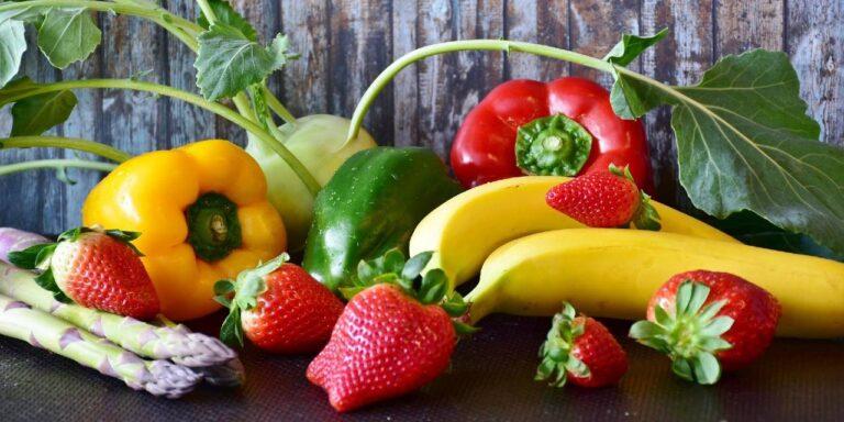 فوائد الفواكه والخضراوات