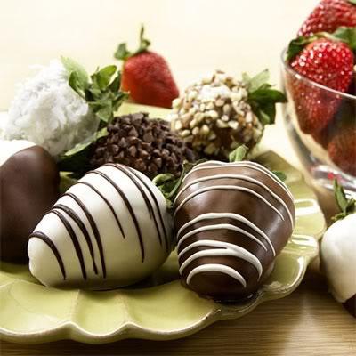 الشوكولاتة رفيقة المكتئبين