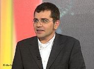 الأستاذ ميشائل غي تسوف رئيس قسم لبحوث بجامعة يينا