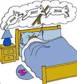الارق – هروب النوم Insomnia